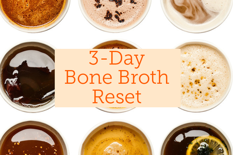 Bone Broth Cleanse: Reset Your System