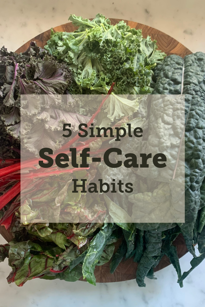 Here are 5 tips to help you kickstart healthy habits in the new year and beyond.