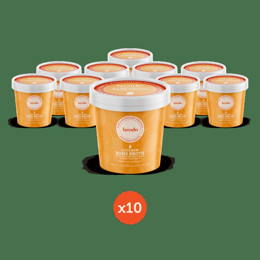 chicken 10 pack
